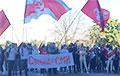 Участники Марша справедливости требовали свободу СМИ