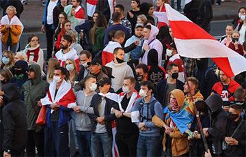 «Я выхожу»: Минск готовится к воскресному Маршу