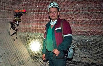 Приковавший себя наручниками под землей шахтер: Верю в новую Беларусь