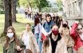Студенты БГЭУ вышли на марш cолидарности