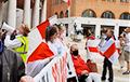 Британцы и белорусы протестуют против «кровавых облигаций»