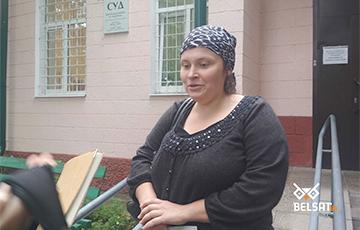 Многодетная мать - белорусам: Мы не должны останавливаться