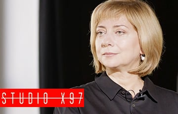 Iryna Khalip about the Belarusian Revolution