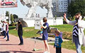 В Минске люди начали выходить против крысиной коронации