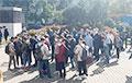 Студенты ФПМИ и мехмата БГУ устроили акцию неповиновения