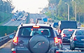 Minsk Stopped In 7-Point Traffic Jams