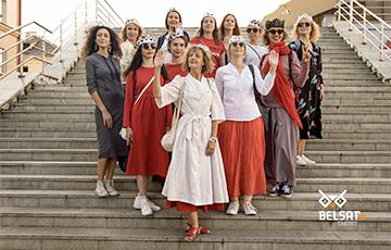 Белоруски короновали себя в день «инаугурации»