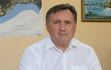 Белорусского чиновника, который поддержал протесты, уволили с должности в Ялте