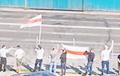 Ждановичи вышли на акцию протеста