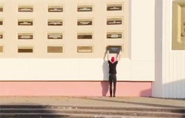У Гомелі на дошцы гонару з'явілася імя Героя Беларусі Аляксандра Віхора