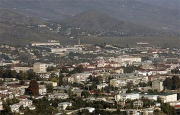 Российский офицер погиб в Нагорном Карабахе