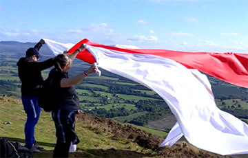 Scotland Supports Belarusians Struggling For Change