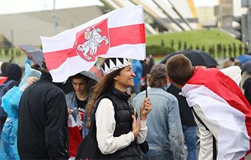 Фоторепортаж: Минский Марш 97% в лицах