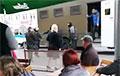 Позитивное видео из протестного Гомеля