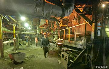 Саботаж на Минском автомобильном заводе продолжается