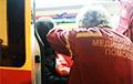 В Лебяжьем каратели распылили газ в лицо ребенку в коляске