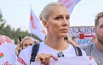 Елена Левченко: Еще раз убедилась, что протестующие на правильном пути