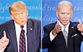 Жесткие и динамичные: главные моменты первых президентских дебатов Трампа и Байдена