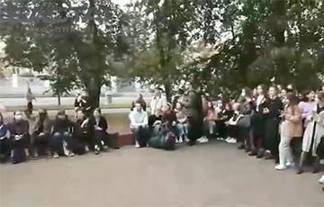 MSLU Students Protest Again