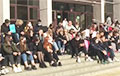 Студенты БГУИР проводят «сидячую» акцию протеста