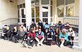 Витебские студенты поддержали общенациональную акцию протеста в вузах