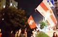Жыхары Міхалова выйшлі на марш пратэсту