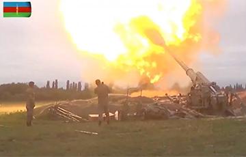 Азербайджанские военные захватили стратегический мост недалеко от иранской границы