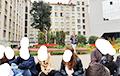 Студенты БГУ проводят «сидячую забастовку»