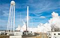 NASA запусціла ракету «Антарэс»