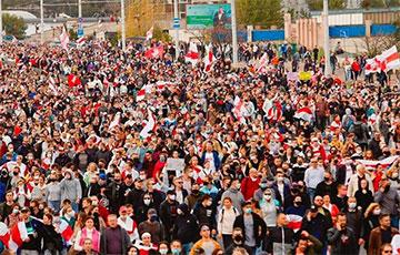 Каждые выходные в Беларуси приближают Лукашенко к неизбежному осуждению