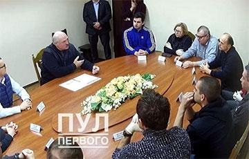 Лукашенко в тюрьме КГБ обсуждал конституционную реформу с Бабарико, Шкляровым, Власовой и Бадеем