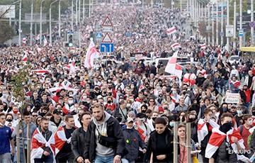 «Польскае радыё»: У Беларусі не спыняюцца пратэсты