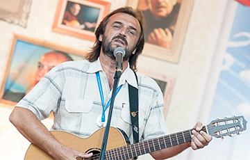 Bard Aliaksandr Bal Writes Emotional Song About Belarusian Events