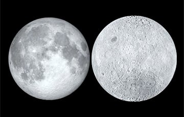 Ученые выяснили, почему на обратной стороне Луны нет таких кратеров, как на лицевой