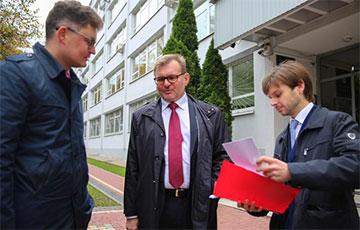 Защитник Бабарико и Колесниковой Александр Пыльченко лишен лицензии адвоката
