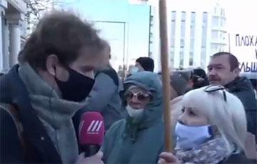 «Беларусь, мы с тобой!»