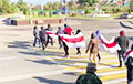 Smarhon Takes To Partisan March