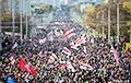 В Беларуси прошел Партизанский марш