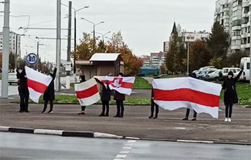 Vitsebsk Takes To Partisan March