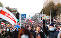 Партизанский Марш в Минске: сильный фоторепортаж
