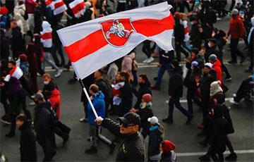 Фотафакт: Атмасфера Партызанскага маршу ў Менску