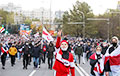 Партизанский марш завершился на улице Малинина