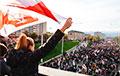 Сегодня в Минске белорусы передавали привет Хабаровску