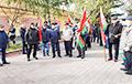 На пролукашенковском митинге пенсионеры отвечали «Жыве» на лозунг «Жыве Беларусь»