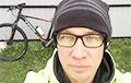 Велосипедист проехал 100 километров для участия в Партизанском марше