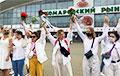«Благодарим всех смелых девушек и женщин Беларуси, которые продолжают борьбу»