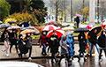 В Минске начался традиционный субботний Женский марш