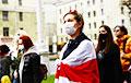 Женский марш в Минске в ярких фотографиях