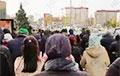 Нядзельны Марш пачаўся і ў Лідзе