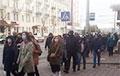 Віцебск выйшаў на Марш